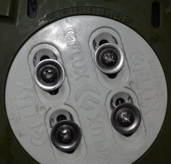 binding angle markings on baseplate