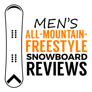 Mens All Mountain Freestyle Snowboard Reviews