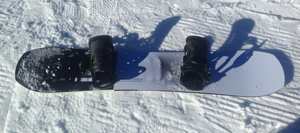 YES Standard Snowboard Review