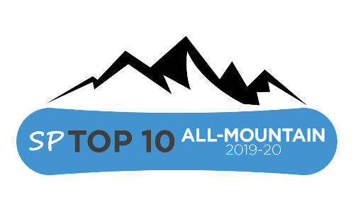 Top All Mountain Snowboards