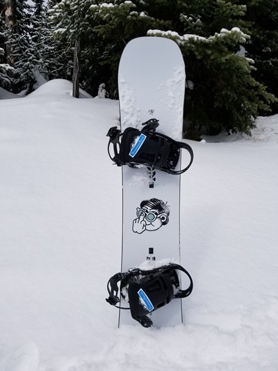 Burton Kilroy Twin 2021 Review