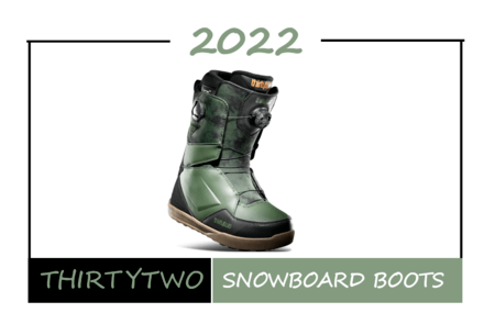 2022 Thirty Two Snowboard Boots