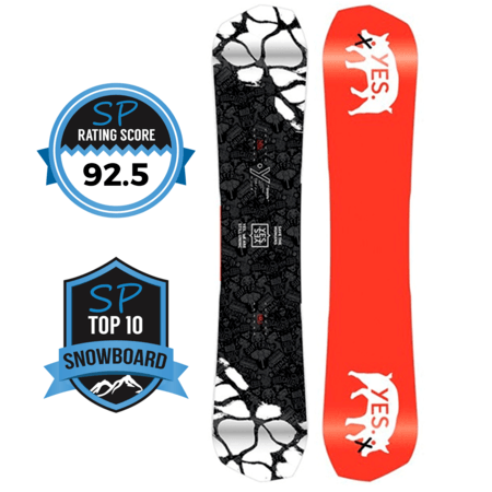 YES Greats Snowboard Review