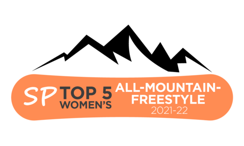 womens top all mountain freestyle snowboards
